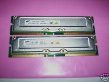 256MB SAMSUNG PC800-45  RIMM RAMBUS RDRAM non-ECC
