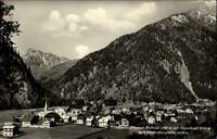Mallnitz Kärnten Postkarte 1964 gelaufen Panorama Geiselkopf und Hindenburghöhe