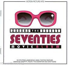 Various Artists - Seventies Movie Album (cd 2005)
