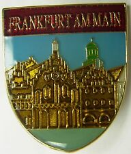 Frankfurt am Main new Hat Lapel Pin HP6055