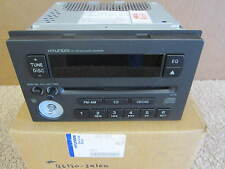 2002 - 2003 HYUNDAI XG350 NEW OEM CD RADIO 96130-39100 REAL CHEAP #73-3N