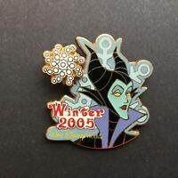 WDW - Winter 2005 - Maleficent - Surprise Release LE 1000 Disney Pin 43191