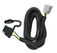 Trailer Wiring Harness For 10-19 Lexus RX350 RX450h 18 RX350L w/Factory Tow Pkg.