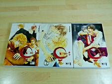 Yuki Shimizu: ZE 1-3 / Manga / deutsch
