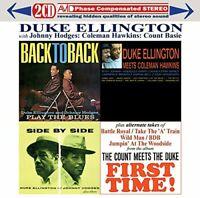 Duke Ellington - Three Classic Albums Plus (Back To Back / Side By [CD]