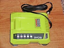 Ryobi OP401 40V Li-Ion Battery Charger for OP4026 OP4030 Replaces OP400 NEW FROM
