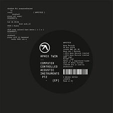 Computer Controlled Acoustic Instruments, Pt. 2 [EP] [Digipak] by Aphex Twin (CD, 2014, Warp)