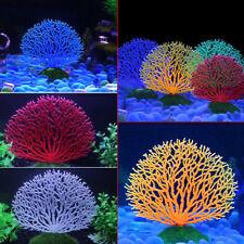 Artificial Plastic Coral For Aquarium Fish Plant Tank Decor Underwater Ornament