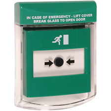 STI 6930-G call point stopper cover for emergency exit break glass