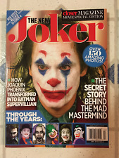 New JOKER Joaquine Phoenix Closer COLLECTORS EDITION Secret Story MAD MASTERMIND
