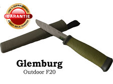 Glemburg Outdoor F20 | Jagdmesser | Angelmesser | Outdoormesser