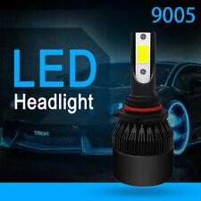 1x 9005 HB3 H10 72W 8000LM COB LED Headlight Bulb High/Low Beam 6000K White RM1