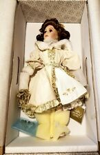 Franklin Mint Heirloom Elizabeth Ann by Janet Johnson Porcelain Doll (NRFB)
