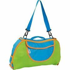Bolsos y mochilas de mujer azules de nailon