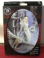 Nemesis Anne Stokes MIDNIGHT MESSENGER JOURNAL Collection Notepad Diary Owl
