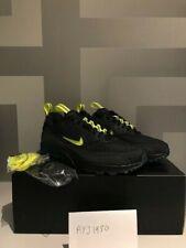 Nike Air Max 90 BSMNT Basement Manchester UK 5 US 5.5 Black Neon Yellow BNIB