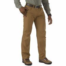 5.11 Tactical Ridgeline Teflon Flex Tac Pants Men's 32x32 Battle Brown 74411