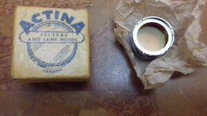 Boxed Actina Filter 24mm