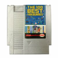 153 in 1 Nintendo NES Cartridge Super Games Super Mario-100 Best