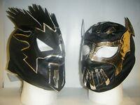 Kalisto & sin cara Niño Infantil Cabeza Máscara de Lucha WWE Disfraz Juego Roles