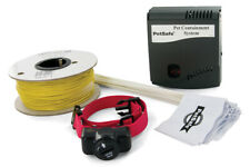 PETSAFE ELECTRIC INVISIBLE IN GROUND DOG RADIO FENCE, UK ECMA APPROVED.EFFECTIVE