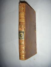 Oeuvres Homère T8: La batrachomyomachie ou le combat des rats & grenouilles 1784
