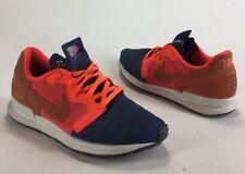 Mens Nike Air Berwuda Running Shoes Crimson Navy Size 11