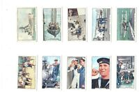 1937 The Navy Royal Gallaher Complete Tobacco 48 Card Set vintage collection