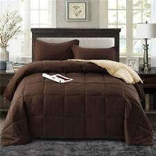 Hig 2pc Down Alternative Comforter Set - All Season Reversible Comforter with Sh