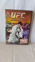 UFC Classics 4  ( DVD ) MMA Royce Graycie Dan Severn Ron Van Clief ~ UNRATED