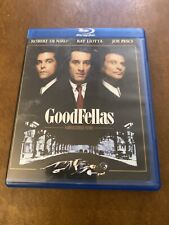 GoodFellas (Blu-ray Dvd) Perfect Condition