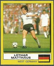 PANINI FOOTBALL 88-#384-WEST GERMANY-BAYERN MUNICH-LOTHAR MATTHAUS