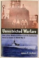 Unrestricted Warfare Officers Submarine Victory WWII War Pacific Navy Ship 2000
