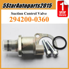 294200-0360 Pressure Pump Suction Control Valve for Nissan Navara Pathfinder 2.5