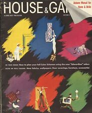 House and Garden--Oct. 1939- Automn Manual for Home and Bride-----117