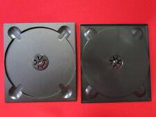 400 NEW CD SIZE DIGITRAY FLEXITRAY BLACK, PSC18 ON SALE