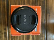 Sony SEL20F28 E mount 20mm f2.8 Lens