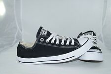 Converse Chuck Taylor All Star OX Low Schwarz EU 42,5 US 9 Low Tops M9166