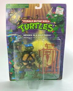 Leonardo Vintage TMNT Teenage Mutant Ninja Turtles Figure New MOC 1998 90s