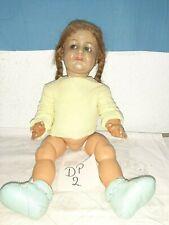 Alte Masse-Puppe mit Stimme ca 60 cm Hersteller Unbekannt (DP2 )