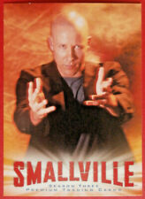 SMALLVILLE - SEASON THREE - PROMO CARD SM3-UK - Inkworks 2004