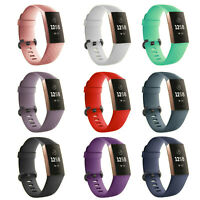 Armband Ersatz für Fitbit Charge 3 Fitness Tracker Smartwatch Sport Uhrenarmband