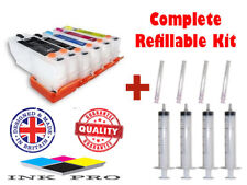 Kit de Cartuchos recargables-Epson XP-640 XP-645 XP-830 XP-900 XP 640 645 830 900