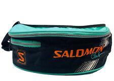 New listing Salomon Club Skiing Womens Fanny Pack Waist Belt Bag Adjustable 80s Teal Black