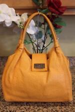 Kate Spade New York windsor square orange ostrich shoulder bag #WKRU1355 (300