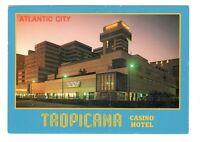 Tropicana Casino Hotel Atlantic City New Jersey Unused Vtg 4x6 Postcard AF143