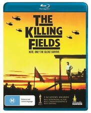 The Killing Fields Blu-Ray [New/Sealed]