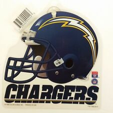 NFL San Diego Chargers Suction Cup Window Sign, NEW