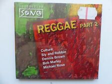 CD Album SONO Reggae Part 2 CULTURE SLY ROBBIE DENNIS BROWN MARLEY MICHAEL ROSE