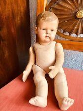 Antike Puppe Bruno Schmidt Um 1920